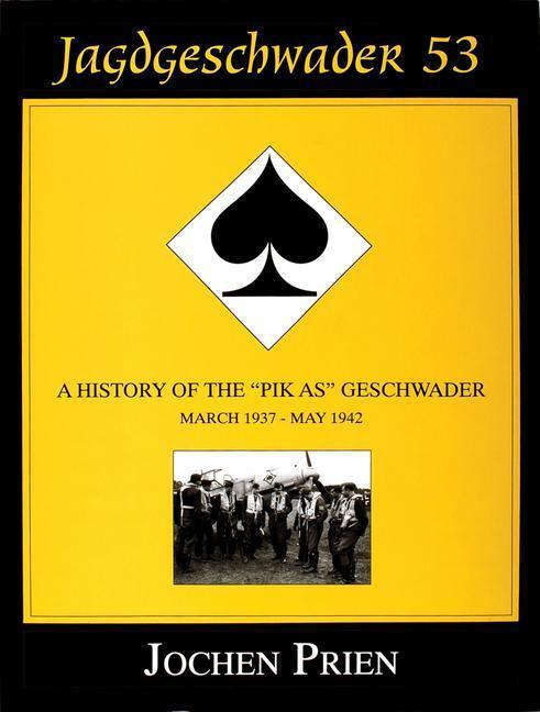 Jagdeschwader 53 Vol. I als Buch