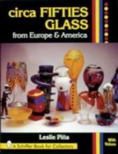circa Fifties Glass from Europe & America als Buch