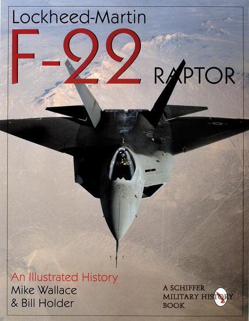 Lockheed-Martin F-22 Raptor: als Taschenbuch