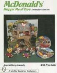McDonald's (R) Happy Meal (R) Toys from the Nineties als Taschenbuch
