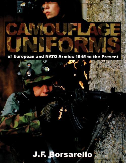 Camouflage Uniforms of European and NATO Armies als Taschenbuch
