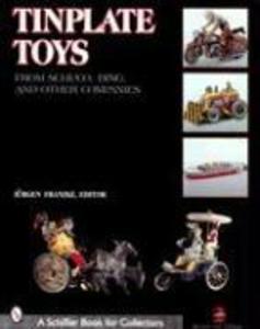 Tinplate Toys als Taschenbuch