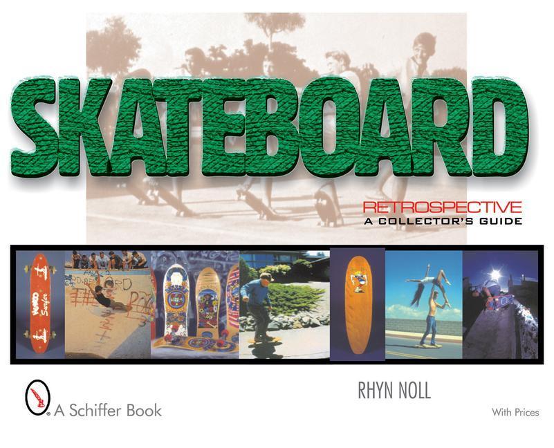 Skateboard Retrospective als Buch