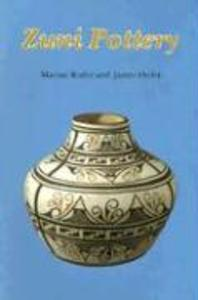 Zuni Pottery als Taschenbuch