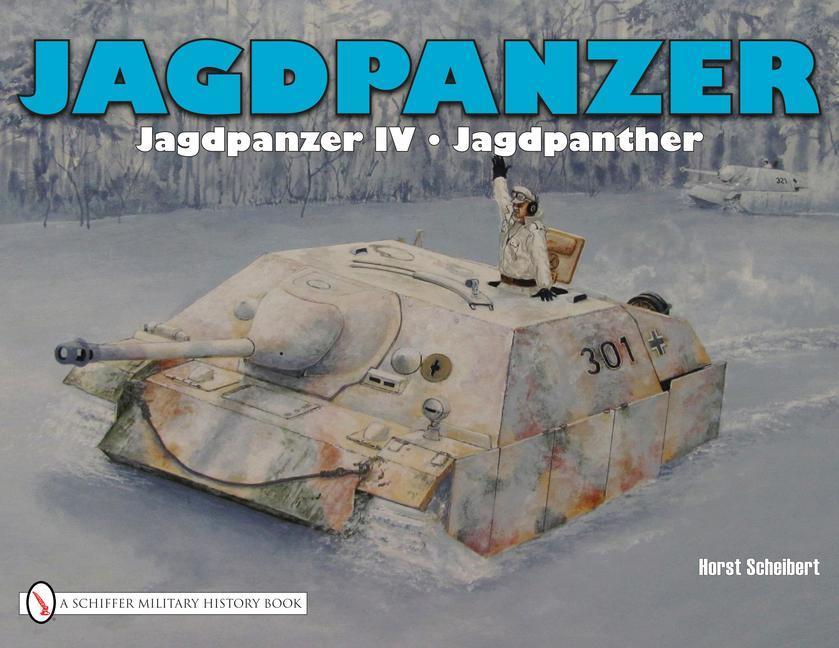 Jagdpanzer als Taschenbuch