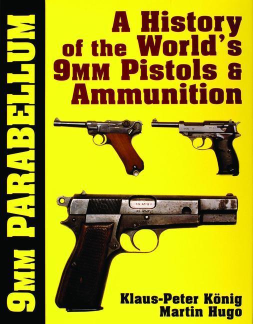 9mm Parabellum als Buch