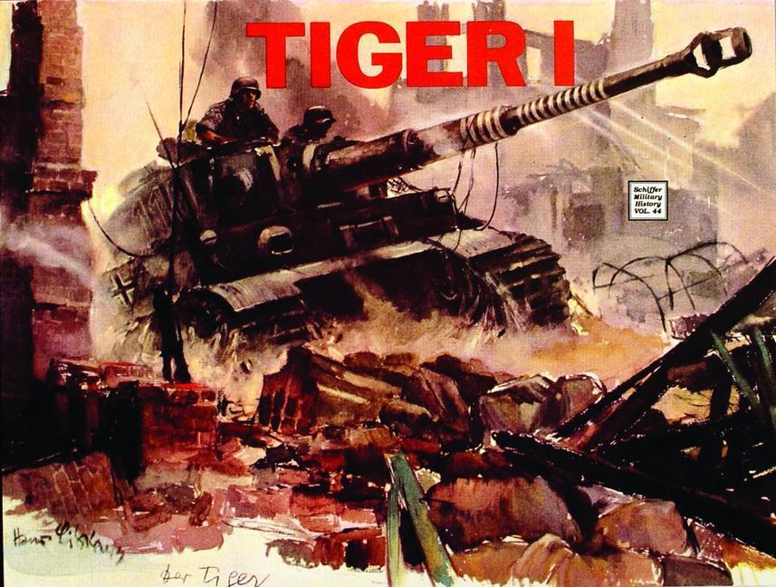Tiger I als Taschenbuch