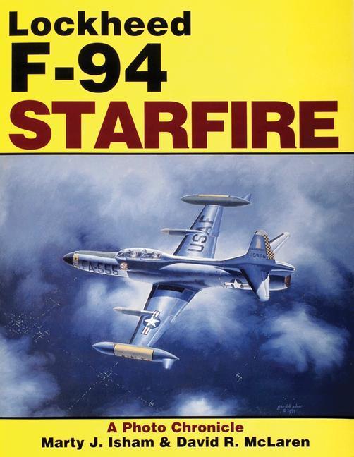 Lockheed F-94 Starfire als Taschenbuch