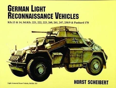 German Light Reconnaissance Vehicles als Taschenbuch