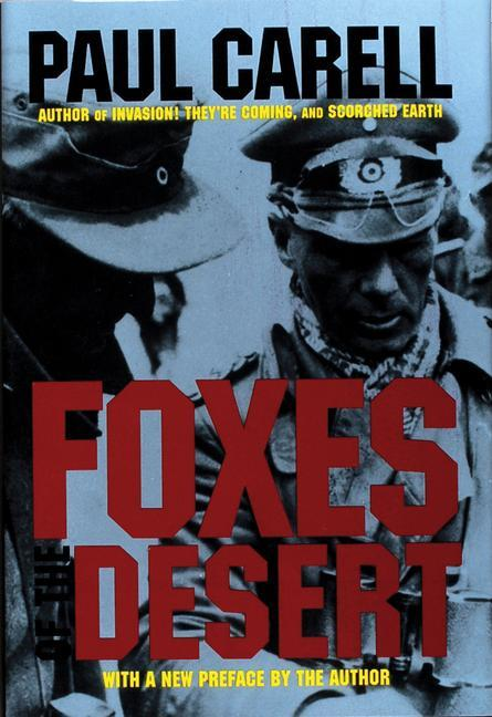 Foxes of the Desert als Buch