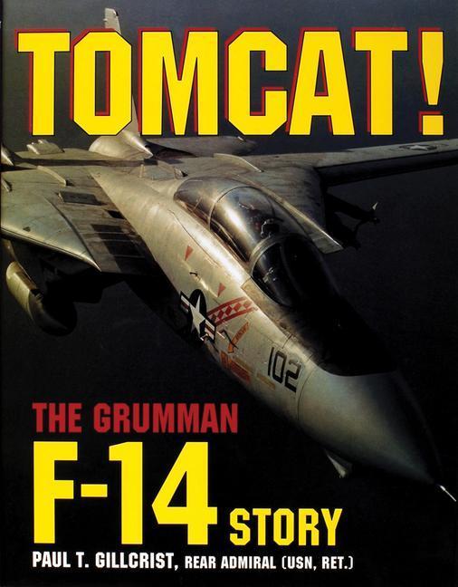 Tomcat Grumman F14 Story als Buch