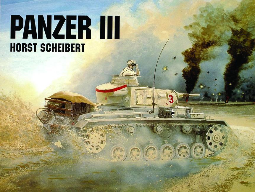Panzer III als Taschenbuch