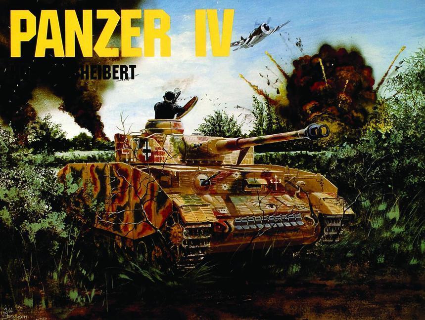 Panzer IV als Taschenbuch