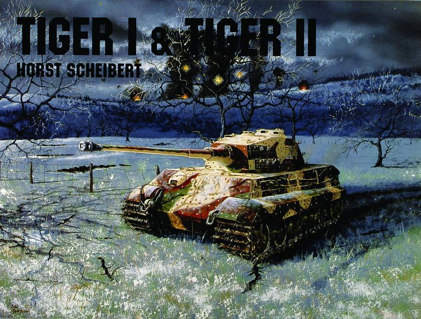 Panzers Tiger I & II als Taschenbuch