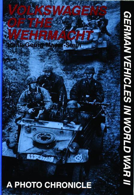 Volkswagens of the Wehrmacht als Buch