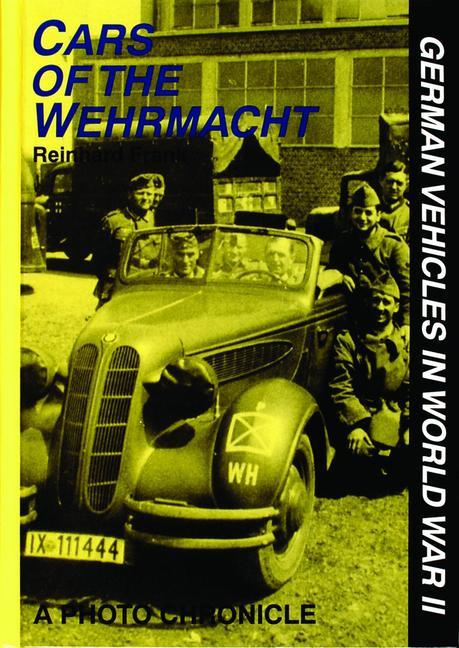 Cars of the Wehrmacht als Buch
