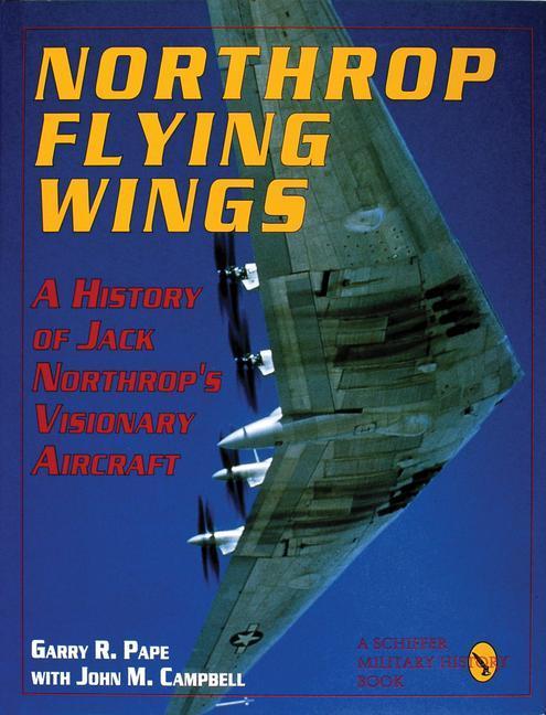 Northrop Flying Wings als Buch