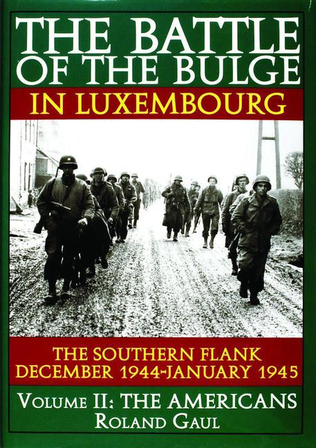 Battle of the Bulge in Luxembourg als Buch