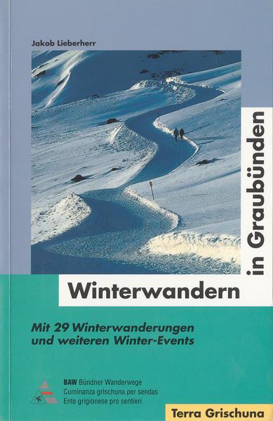 Winterwandern in Graubünden als Taschenbuch