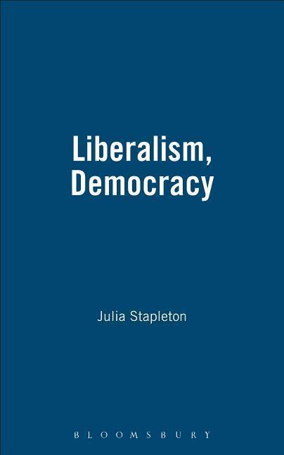 Liberalism, Democracy als Buch