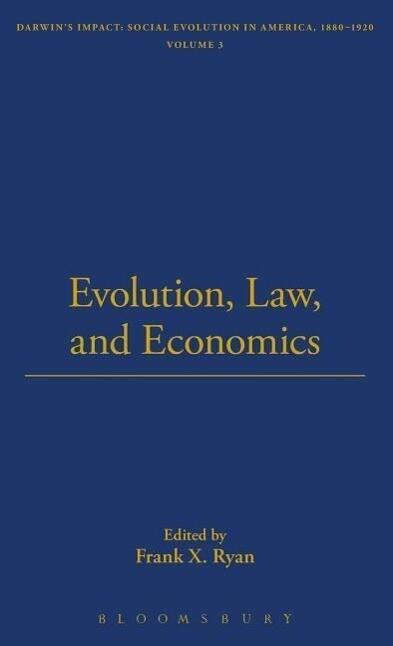 Evolution, Law, and Economics als Buch