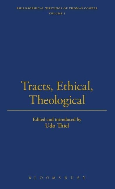 Tracts, Ethical, Theological als Buch