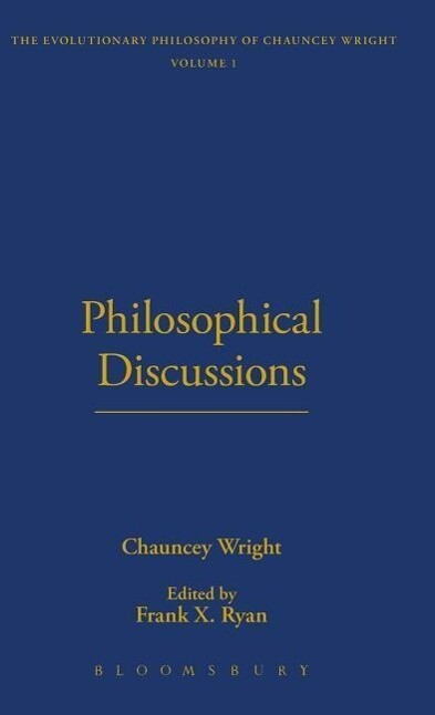 Philosophical Discussions als Buch