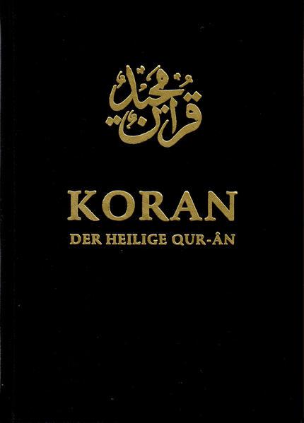 Der Heilige Koran (Quran) als Buch