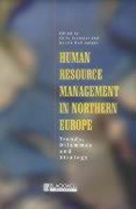Human Resource Management in Northern Europe als Buch