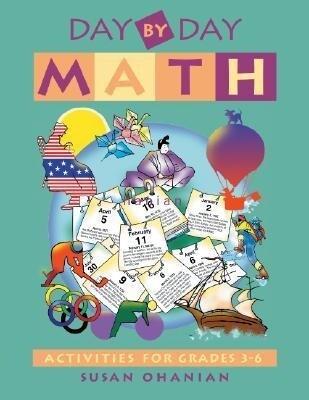 Day by Day Math: Activities for Grades 3-6 als Taschenbuch