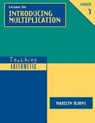 Teaching Arithmetic: Lessons for Introducing Multiplication, Grade 3