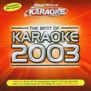 Best Of Karaoke 2003 als CD