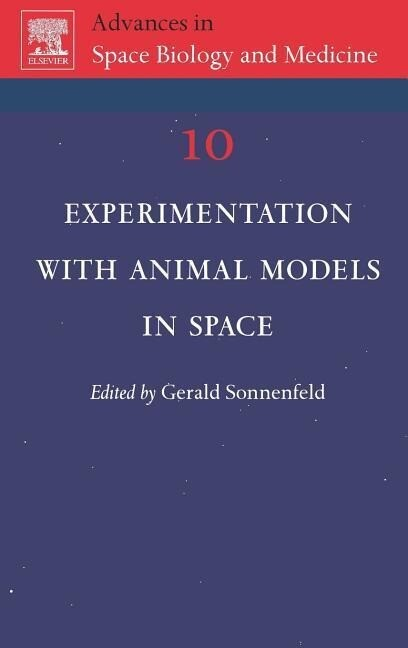 Experimentation with Animal Models in Space als Buch