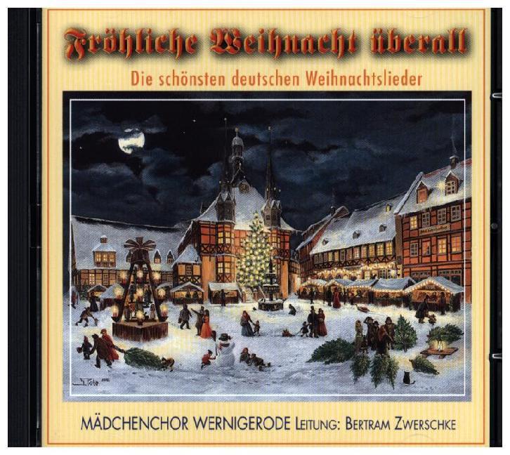 Fröhliche Weihnacht Überall als CD