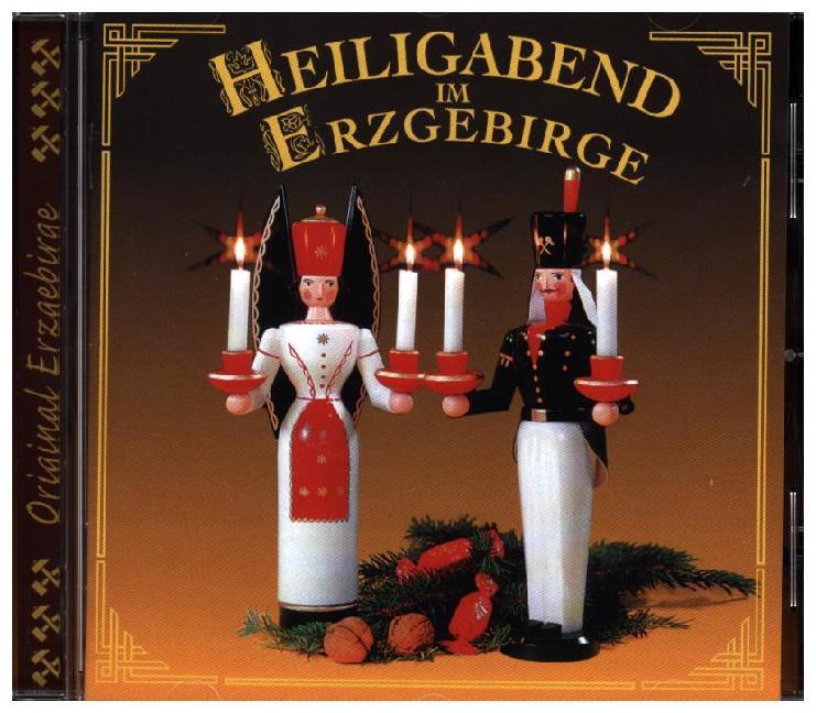 Heiligabend Im Erzgebirge als CD