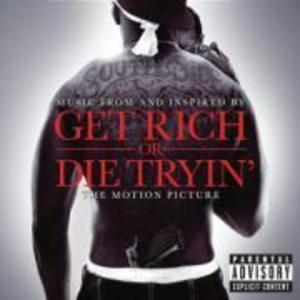Get Rich Or Die Tryin' als CD