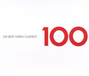 100 Best Opera Classics als CD