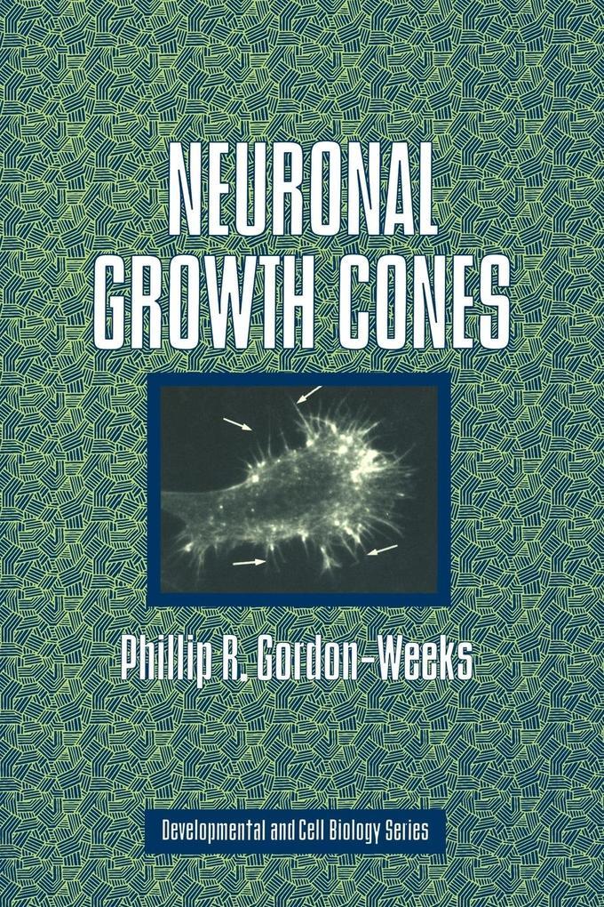 Neuronal Growth Cones als Buch