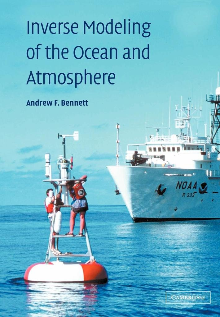 Inverse Modeling of the Ocean and Atmosphere als Buch