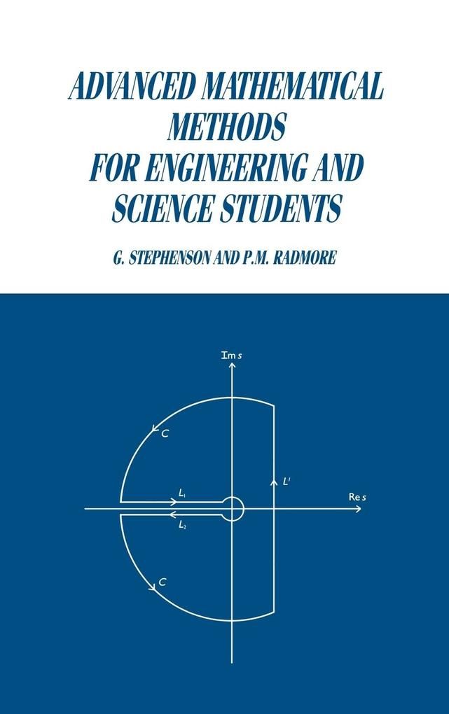Advanced Mathematical Methods for Engineering and Science Students als Buch