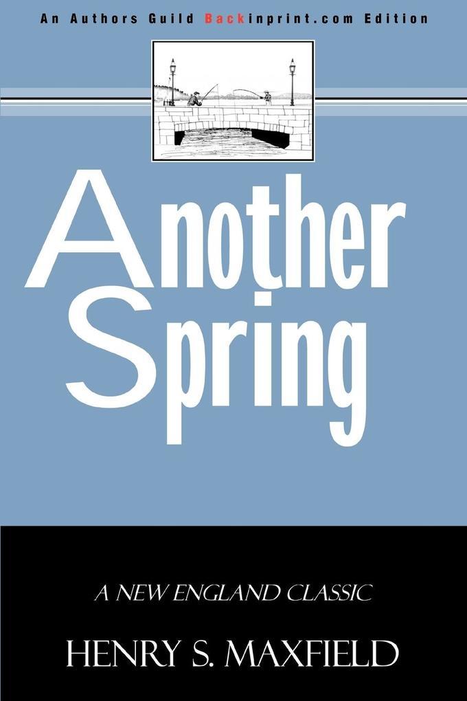 Another Spring als Taschenbuch