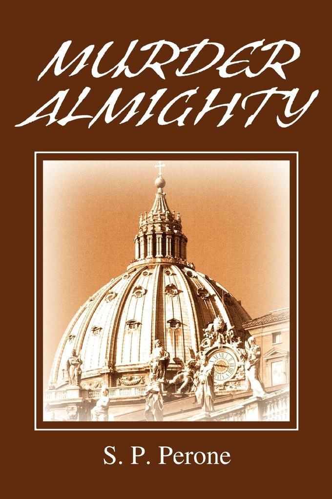 Murder Almighty als Buch