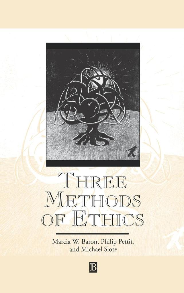 Three Methods Ethics als Buch