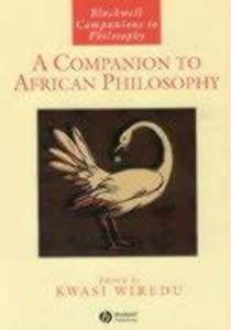 A Companion to African Philosophy als Buch