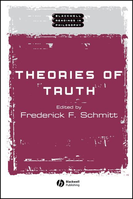 Theories of Truth als Buch