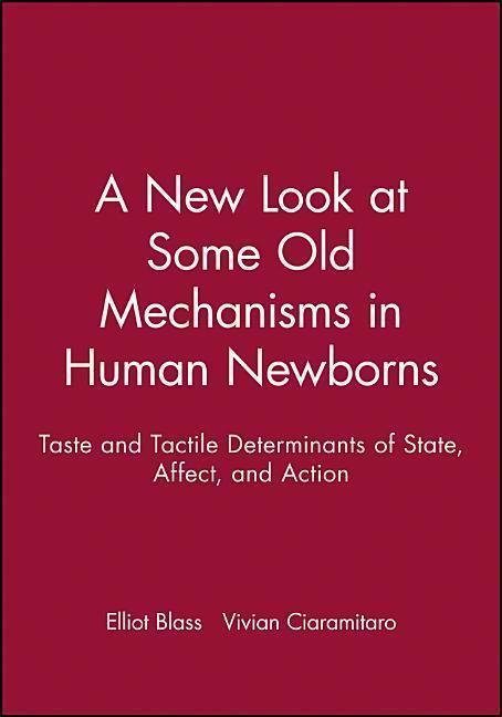 A New Look at Some Old Mechanisms in Human Newborns als Taschenbuch