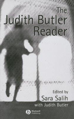 The Judith Butler Reader als Buch