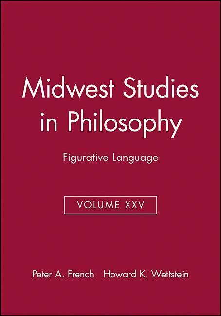 Figurative Language, Volume XXV als Buch