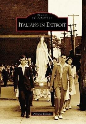 Italians in Detroit als Taschenbuch