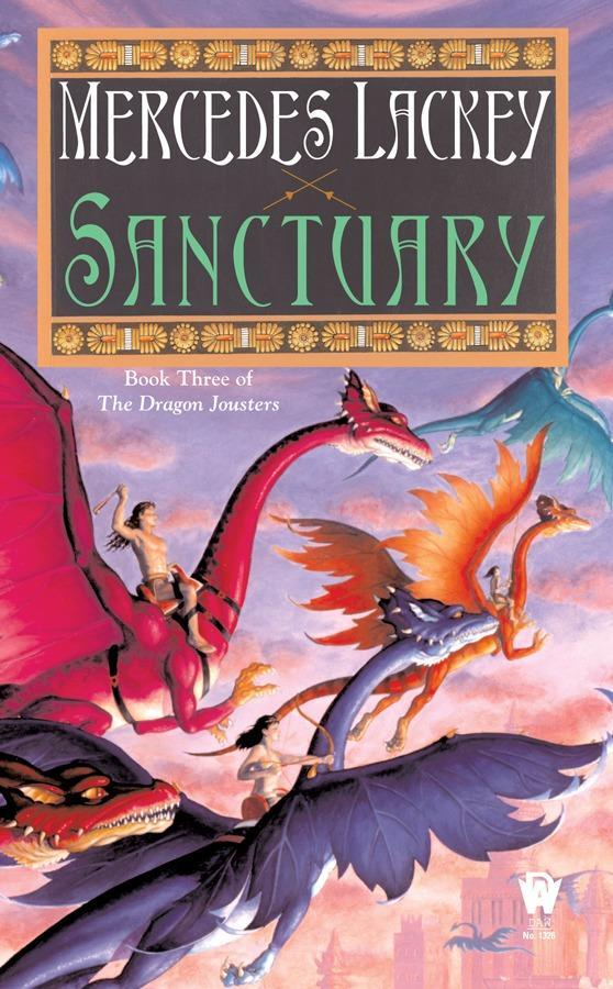 Sanctuary: Joust #3 als Taschenbuch